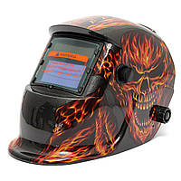 Череп огня солнечной самозатемняющимися размола шлем сварщика дуги ВИГ миа маски