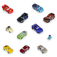 Игровой набор из 11 машинок Делюкс Тачки 3/Cars 3