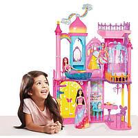 Игровой набор Barbie Радужный дворец Барби радужный замок Дримтопия DPY39 Rainbow Cove Princess Castle Playset