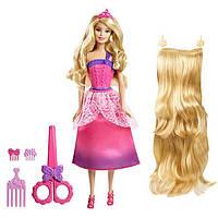 Кукла Барби Barbie Принцесса Сказочно длинные волосы, блондинка DKB63 Mattel Маттел