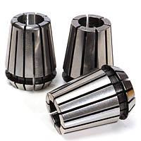 3шт ER25 1/8 1/4 1/2 дюйма весной цанговый патрон набор для Фрезерный инструмент токарный станок