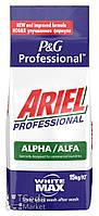 Стиральный порошок Ariel Professional Alpha 15 кг Автомат