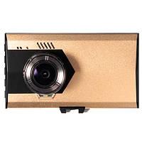 Ultra Thin Авто Видеорегистратор 1080P HD Видеомагнитофон 3.0 дюймов LCD Ночное видение Dash камера