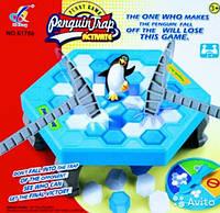 "Настольная игра ""Не урони пингвина"" - Без коробки"