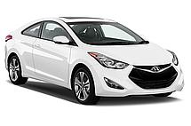 Лобове скло Hyundai Elantra 2011-2017