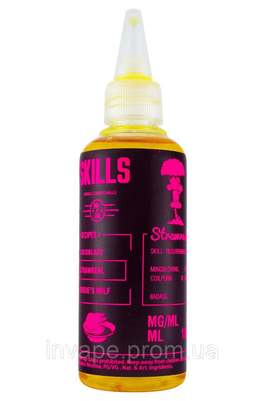 Skills - Strawreal (Клон премиум жидкости)