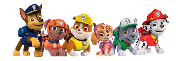Купить мягкую игрушку щенячий патруль