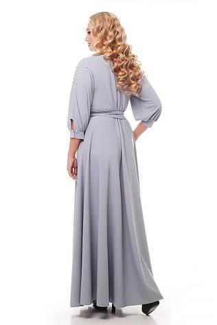 023ab344b51 Красивое длинное платье в пол Вивьен жемчуг  1 350 грн. Купить в ...