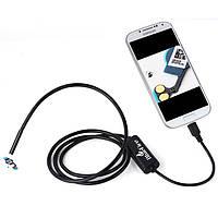 1m-3.5m USB водонепроницаемый эндоскопа осмотр IP67 Бороскоп видео камера для Android телефона планшетных ПК