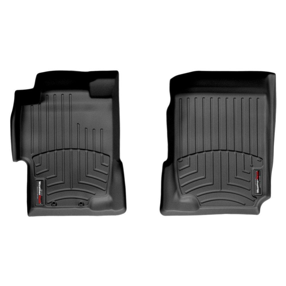 Коврики в салон для Honda Accord 2003-08 USA с бортиком черные передние 440601