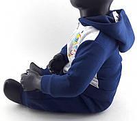 Костюм для новорожденных на байке 6 месяцев Турция