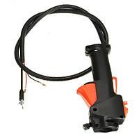 26мм Strimmer кабель триммер кусторез ручка переключателя рычаг управления дросселем