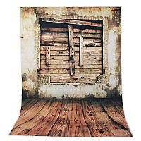 1.5x2.1m 5x7ft старый дом деревянный пол винил фотостудия фото фон