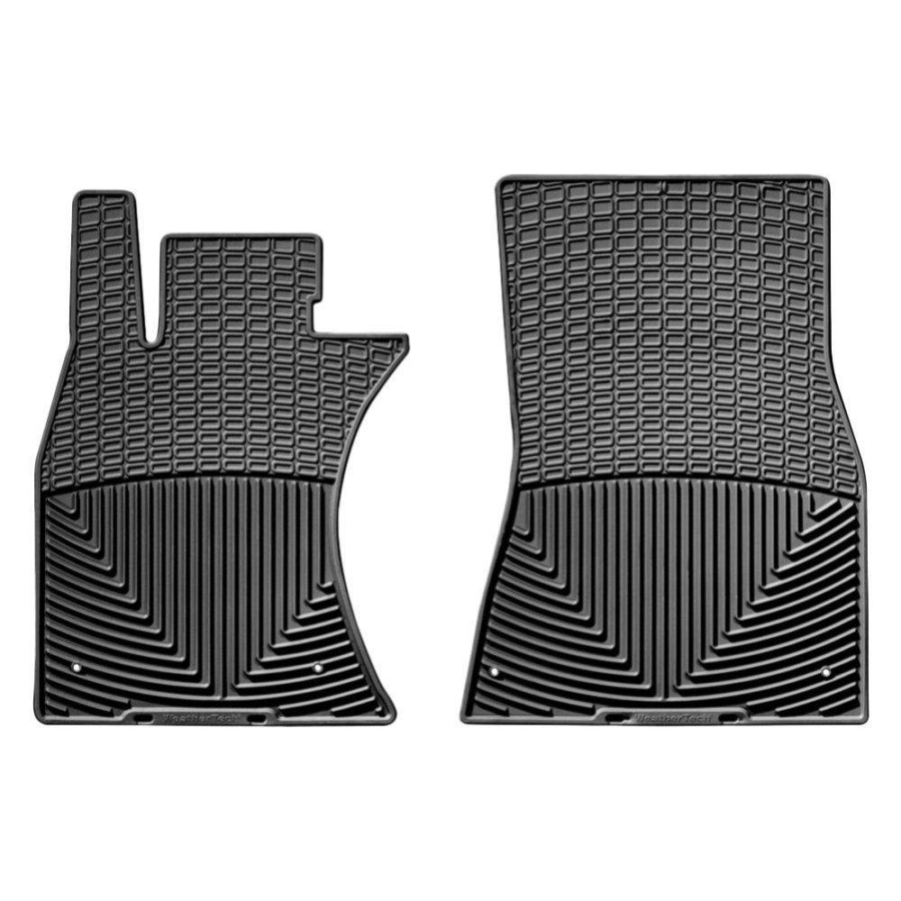 Передні килимки Лексус LS 460 2006 - AWD чорні W181 WeatherTech
