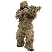 Маскировочный костюм-леший Ghillie Desert