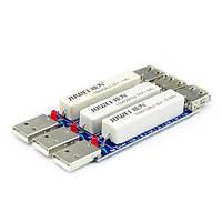 0.5а+1а+2а juwei электронное устройство нагрузки USB старение разрядник контрольные приборы