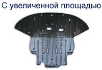 Защита двигателя и КПП ACURA MDX 3,7 с 2007 по 2010