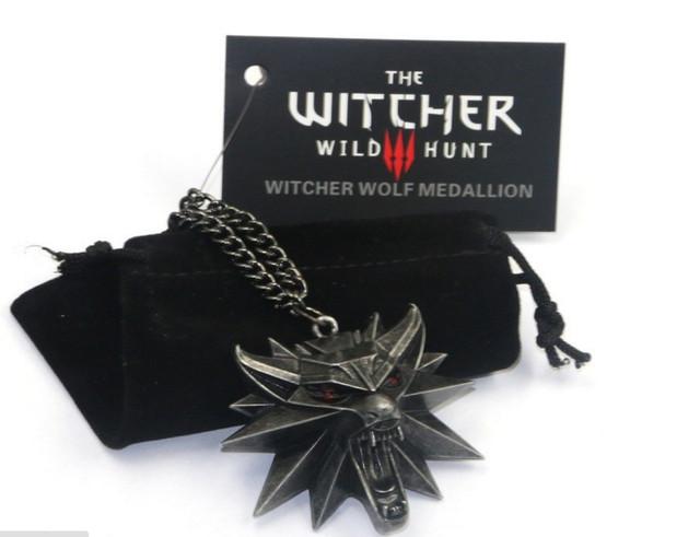 Кулон The Witcher Ведьмак 3