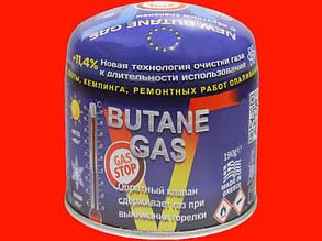 Газовый баллончик для горелок (с обратным клапаном) Vita GB-0004