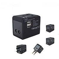 ВТА-506u многофункциональный универсальный во всем мире дорожное зарядное устройство конвертер штепсель