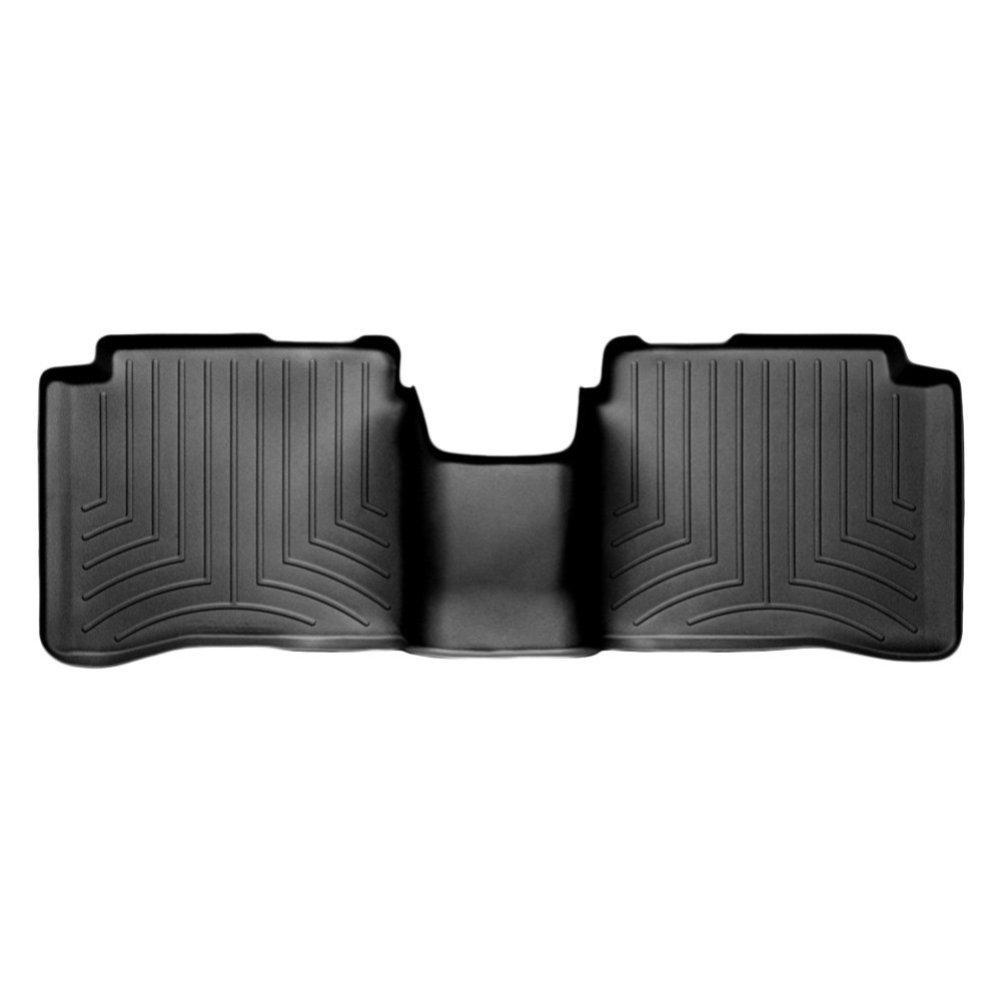 Килимки в салон для Nissan Teana 2004-08 з бортиком чорні задні (Maxima USA) 441692