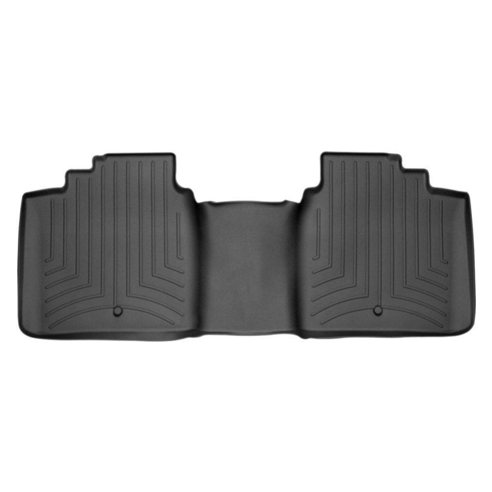 Коврики в салон для Тойота Avalon 2013- с бортиком задние черные 444763