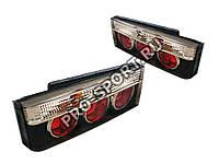 Задние фонари ВАЗ ВАЗ 2108, 2109, 21099, 2113, 2114 серии Олимпиада New, в черном корпусе RS-03063
