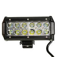 12V 24V 36W LED Рабочая панель Spot Lightt подходит для внедорожников Ute ATV UTE SUV