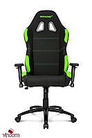 Кресло Akracing K701A-1 black&green