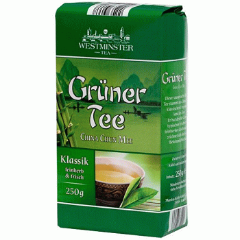 Чай зеленый Westminster Gruner Tee Klassik