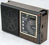 1002166 Портативный мультимедийный радиоприемник Golon RX-9922UAR (FM+MP3 / USB+SD), радиоприемник, радиоприемник киев, радиоприемник в украине,