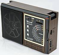 ТОП ВЫБОР! Портативный мультимедийный радиоприемник Golon RX-9922UAR (FM+MP3 / USB+SD), 1002166, Портативный мультимедийный радиоприемник Golon