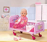 Ліжечко для ляльки Baby Born Zapf Creation 820247