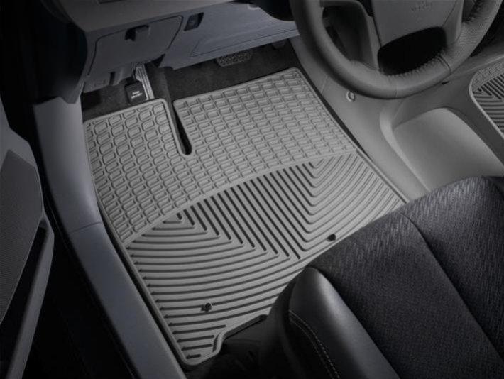 Коврики в салон для Тойота Sienna 2010- передние серые W202GR