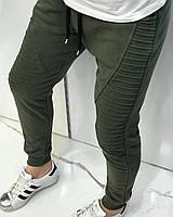 Мужские спортивные теплые штаны