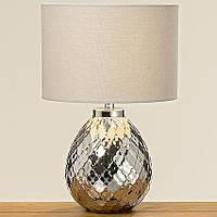 Оригінальна лампа Kitzbuhel з сріблястою стійкою
