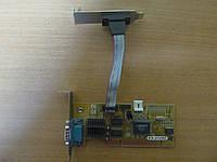 Контроллер COM RS-232 PCI EX-41252
