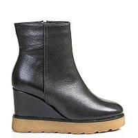 Кожаные ботинки на меху-бот.дем. P1653061033K16