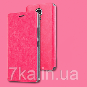 Чехол (книжка) Mofi на Meizu M5 Note Pink, фото 2