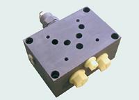 Гидравлический блок управления ДУ10