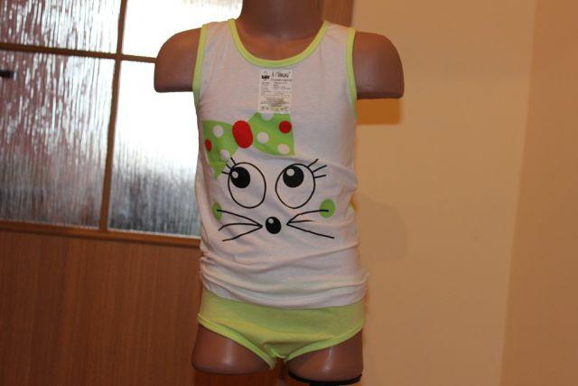 Комплекты детского нижнего белья