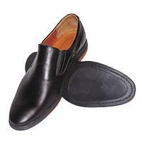 """Мужские кожаные туфли черного цвета от производителя ТМ """"Maestro"""", фото 1"""