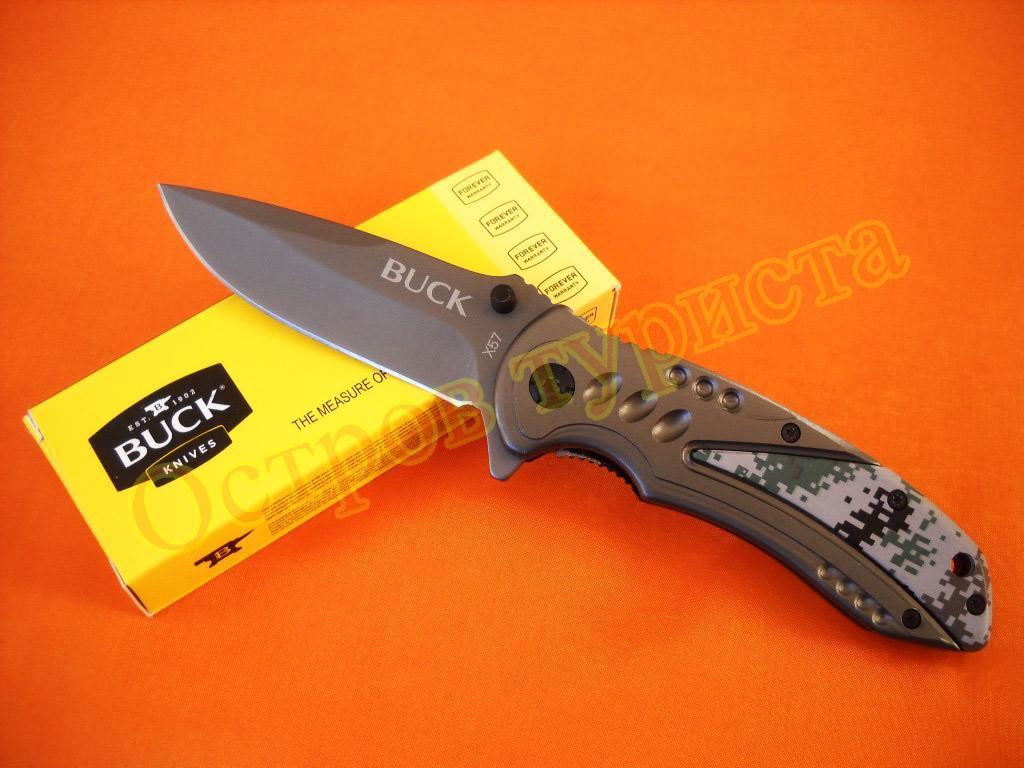 Нож складной Buck X57