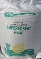 SIARKOPOL – Cуперфосфат P 19 (CaS) 20-32 гран. ( б/б 500 кг )