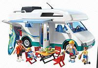Великий автокемпер Playmobil camper 6671