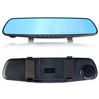 FHD 1080P 4,3 дюйма Монитор Зеркало заднего вида с подсветкой Авто Рекордер камера Видеорегистратор