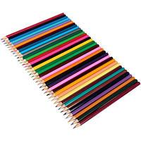 36 цветов деревянные цветные карандаши для тайных сада раскраски рисование картины