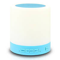 High Rice SD-128 Smart Touch LED Mic Bluetooth Динамик для телефона планшетного компьютера 1TopShop