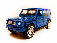 Металлическая модель машинки Mercedes-Benz G-класс