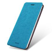Чехол (книжка) Mofi на Meizu U10 Blue